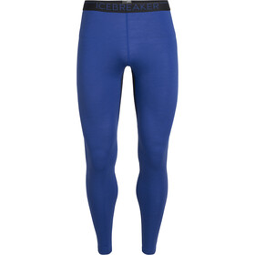 Icebreaker 200 Zone Leggings Homme, surf/midnight navy